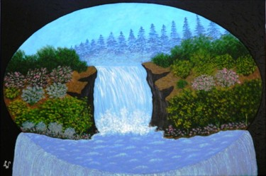 Paradise Waterfalls - wilderness landscape