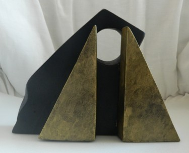 Door of the Pharaohs - abstract fantasy sculpture